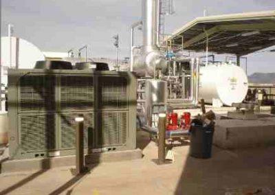 JP8/Purge Fluid Distiller System Bldg. 287
