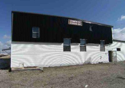 Tooele Army Depot ECIP SolarWalls